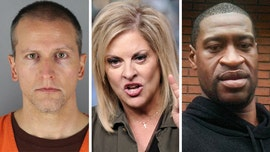 'Why is this not murder one?': Nancy Grace challenges charges in George Floyd case
