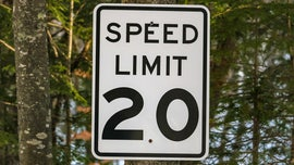 Washington D.C. drops speed limit to 20 mph to address pedestrian deaths