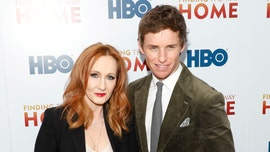 J.K. Rowling's 'Fantastic Beasts' star Eddie Redmayne calls out 'vitriol' against author: 'Disgusting'