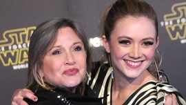 Carrie Fisher's daughter Billie Lourd reveals she's welcomed a son; name honors late mother