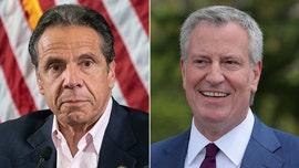 Melissa Francis slams New York's leaders: Cuomo blew it, de Blasio an 'incredible hypocrite'