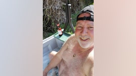 Man built 'hillbilly hot tub' in backyard out of boredom: 'It is not very efficient'
