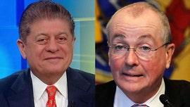 Judge Napolitano slams NJ gov for backing protests amid coronavirus restrictions: He 'misunderstands theFirst Amendment'