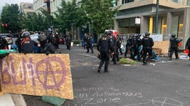 7 in Portland face federal charges in weekend looting, arson, attacks on officers