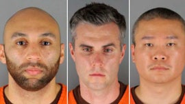 Bail set for 3 officers charged with aiding and abetting in George Floyd case
