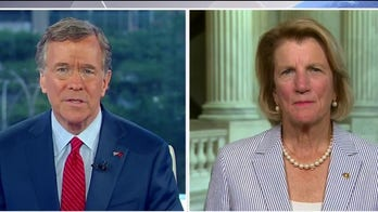 Capito slams Dems for blocking GOP police reform bill: 'We're talking about really saving lives here'
