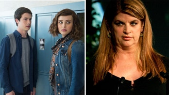 Kirstie Alley blasts '13 Reasons Why' series: 'Don't let your kids watch'