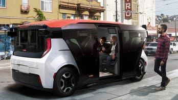 GM CEO Mary Barra says the coronavirus hasn't sidelined autonomous and electric car plans