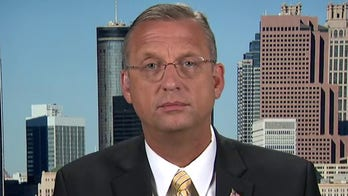 Rep. Doug Collins: Why aren't Democrats, media calling out rioters?