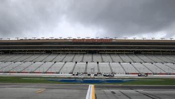 Chase Elliott 'wins' pole position for Atlanta NASCAR Cup race