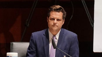 Gaetz hammers Google for support of Chinese military despite 'ethical concerns' over helping US forces