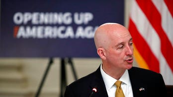 Nebraska ex-bar employee seeks donations after firing over video of maskless Gov. Ricketts: reports
