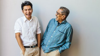 Signs you're becoming your father, and the average age it starts: poll