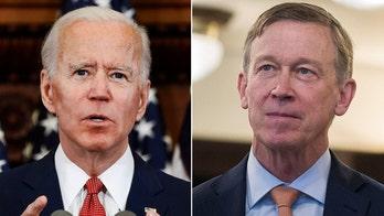Hickenlooper says he believes Tara Reade claims, but he's voting for Biden anyway