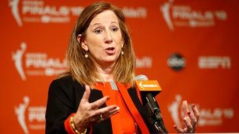 WNBA Commissioner Cathy Engelbert confident season will be successful