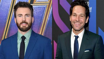 Chris Evans says video of Paul Rudd dancing to 'Grease' tune is 'embarrassing'