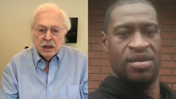 Dr. Michael Baden on George Floyd autopsy: Knee to the back also contributed to Floyd's death