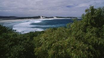 Underwater rivers discovered along Australia's coastline