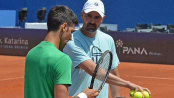 Ivanisevic, the coach of Djokovic, tests positive for virus