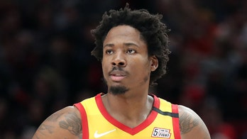 Jazz's Ed Davis says it's easy for NBA stars to suggest canceling rest of season