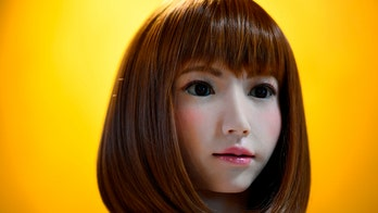 A robot will be the lead actress in a new sci-fi movie