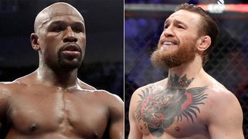 Conor McGregor slams Floyd Mayweather for Jake Paul incident: 'Pro to pro it's embarrassing'