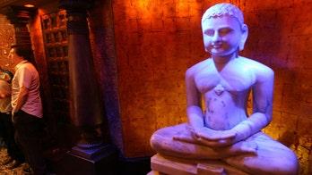 Las Vegas casino removes statue at request of faith leaders