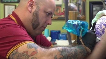 Arizona tattoo artist keeps an eye out for skin cancer as it might save customers' lives