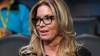 Jeanie Buss includes LeBron James on list of top 5 most important Lakers: 'Closest thing to a superhero'