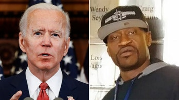 Biden raises money off George Floyd's 'I can't breathe' comments