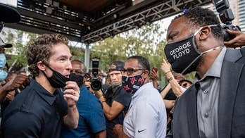 Joel Osteen calls Floyd's death 'turning point' for him