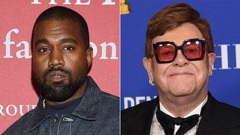 Kanye West, Elton John top Forbes' list of highest-earning musicians