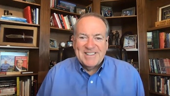 Mike Huckabee on the call to take down statues of 'white Jesus'