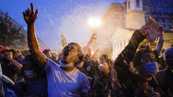 Politicians take on police departments as Floyd protests intensify