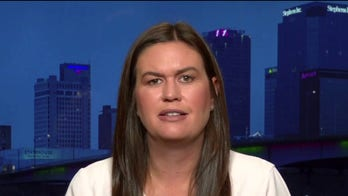Sarah Sanders pressed on 'Fox & Friends' on how Trump will widen his base, win over independents