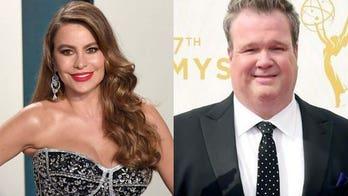 Sofia Vergara reunites with 'Modern Family' co-star Eric Stonestreet on 'America's Got Talent'
