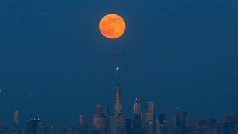 Get set for strawberry moon: NASA's top tips for June skywatchers