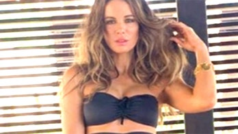 Kate, 46, STUNS in bikini