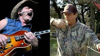 'Motor City Madman' Ted Nugent goes hunting with Fox Nation