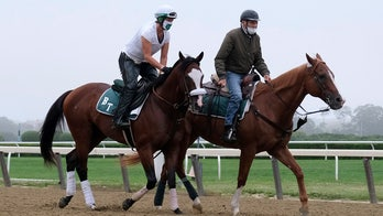 Belmont sets pace for Triple Crown, with Tiz the Law favored