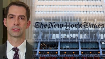NY Times issues 'mea culpa,' says Tom Cotton op-ed on George Floyd riots 'rushed,' failed to meet standards