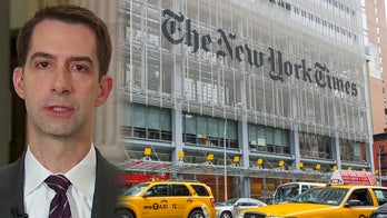 Dan Gainor: New York Times surrenders to staff revolt over Cotton op-ed as editorial page editor resigns