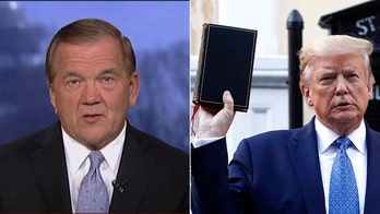Former DHS Secretary Tom Ridge: It was 'offensive' to clear out peaceful protesters for Trump 'photo op'