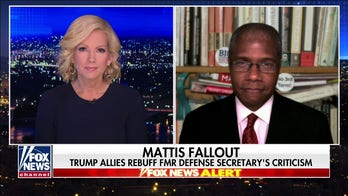 Deroy Murdock: Mattis 'should?have picked up a couple of his?history books' before denouncing Trump