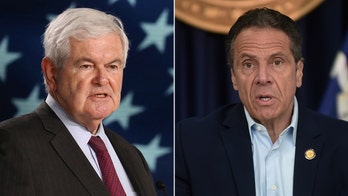 Newt Gingrich blasts Cuomo's response to Roosevelt statue removal: 'What he said is a disgrace'