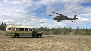 Iconic 'Into the Wild' bus removed from Alaska wilderness after increase in tourist-related incidents