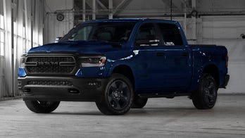 New Ram 1500 pickup honors U.S. Navy