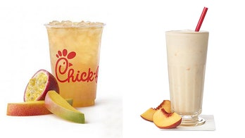Chick-fil-A debuts two new summer sips
