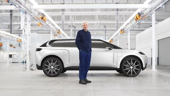 Dyson's cancelled $600 million electric car revealed in new images