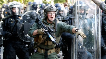 Park Police walk back tear gas denial in aggressive Lafayette Park clearing